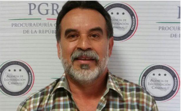 Raúl Flores fue detenido desde el 20 de julio y estará preso en la CDMX