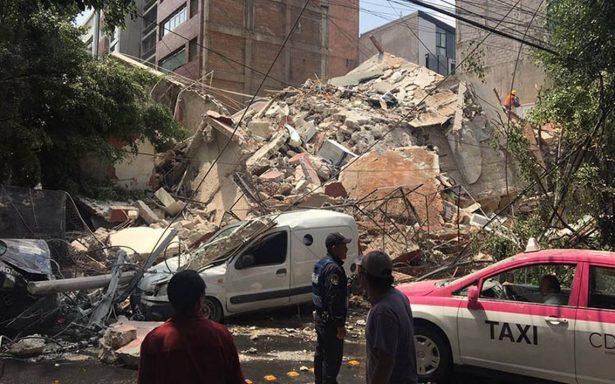 Terremoto en México deja 65 muertos; reportan derrumbes y severos daños