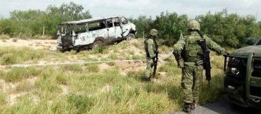 Asesinan y calcinan a colaborador de candidato a edil de Morena en Tamaulipas