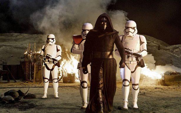 'Star Wars: The Last Jedi', el segundo filme más taquillero de la historia