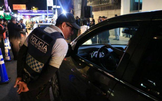 """66 conductores terminaron festejos patrios en el """"torito"""""""