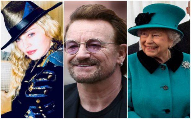 Reina Isabel, Bono y Madonna, entre implicados en caso paraísos fiscales