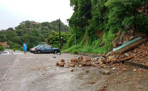 """Tormenta tropical """"Dora"""" podría intensificarse a huracán en próximas horas"""