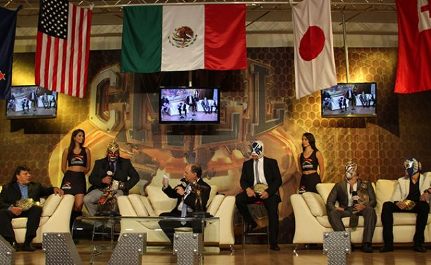 Competirán ocho gladiadores en primera ronda del Campeonato Universal 2017