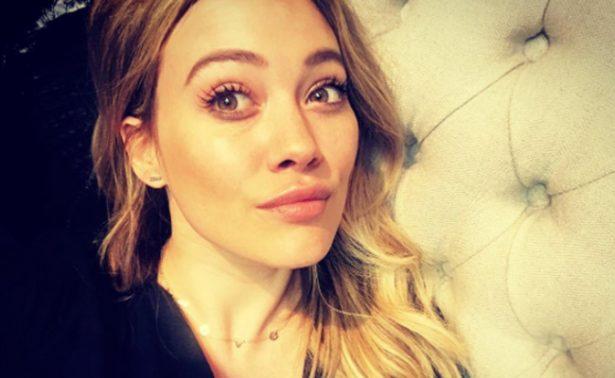 Orgullosa de su cuerpo, Hilary Duff comparte foto de su trasero