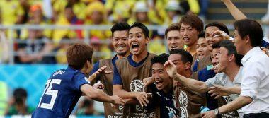 Japón mete en un lío a Colombia y lo vence 1-2