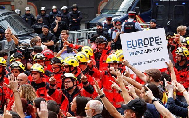 Cataluña sigue firme en declarar su independencia de España
