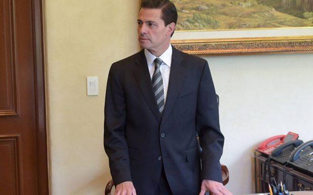 Peña Nieto supervisará avance de apoyos a población afectada por lluvias en Culiacán