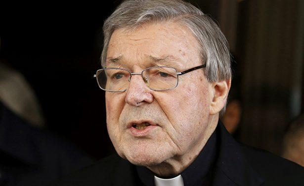 Acusan de abuso sexual a menores al cardenal australiano George Pell
