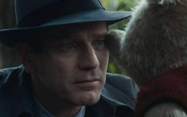 Christopher Robin se reencuentra con Winnie Pooh en un tráiler que nos llena de ternura
