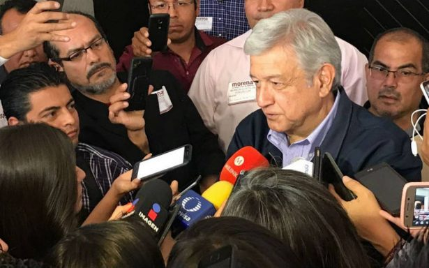 Anaya también es responsable del gasolinazo, afirma AMLO