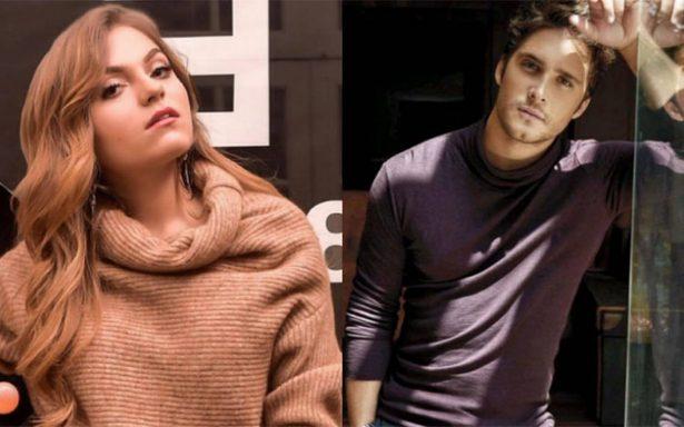 ¿Más que amigos? Sofía Castro y Diego Boneta son captados juntos en show de Luis Miguel