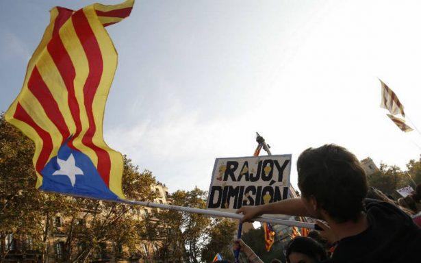 Se aleja la declaración de la independencia de Cataluña