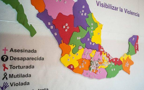 Alistan plataforma que registrará la violencia de género y feminicidios en México