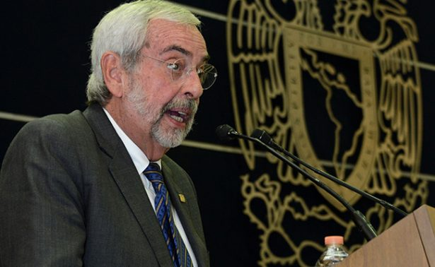 Graue pide a diputados recursos a educación, ciencia y tecnología para 2018
