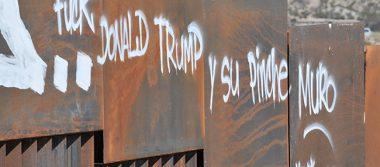 Muro con México es rechazado por 64% de estadounidenses