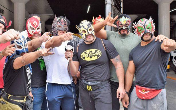 El CMLL mostrará su agradecimiento