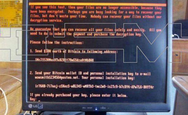 Ciberataque Ransomware afecta a empresas colombianas de banca e industria
