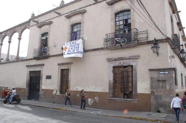 Legado antiguo, 6 de las 35 casas del Estudiante de la Universidad Michoacana