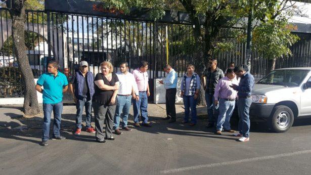 Respaldo a alcaldes del PRI: VST