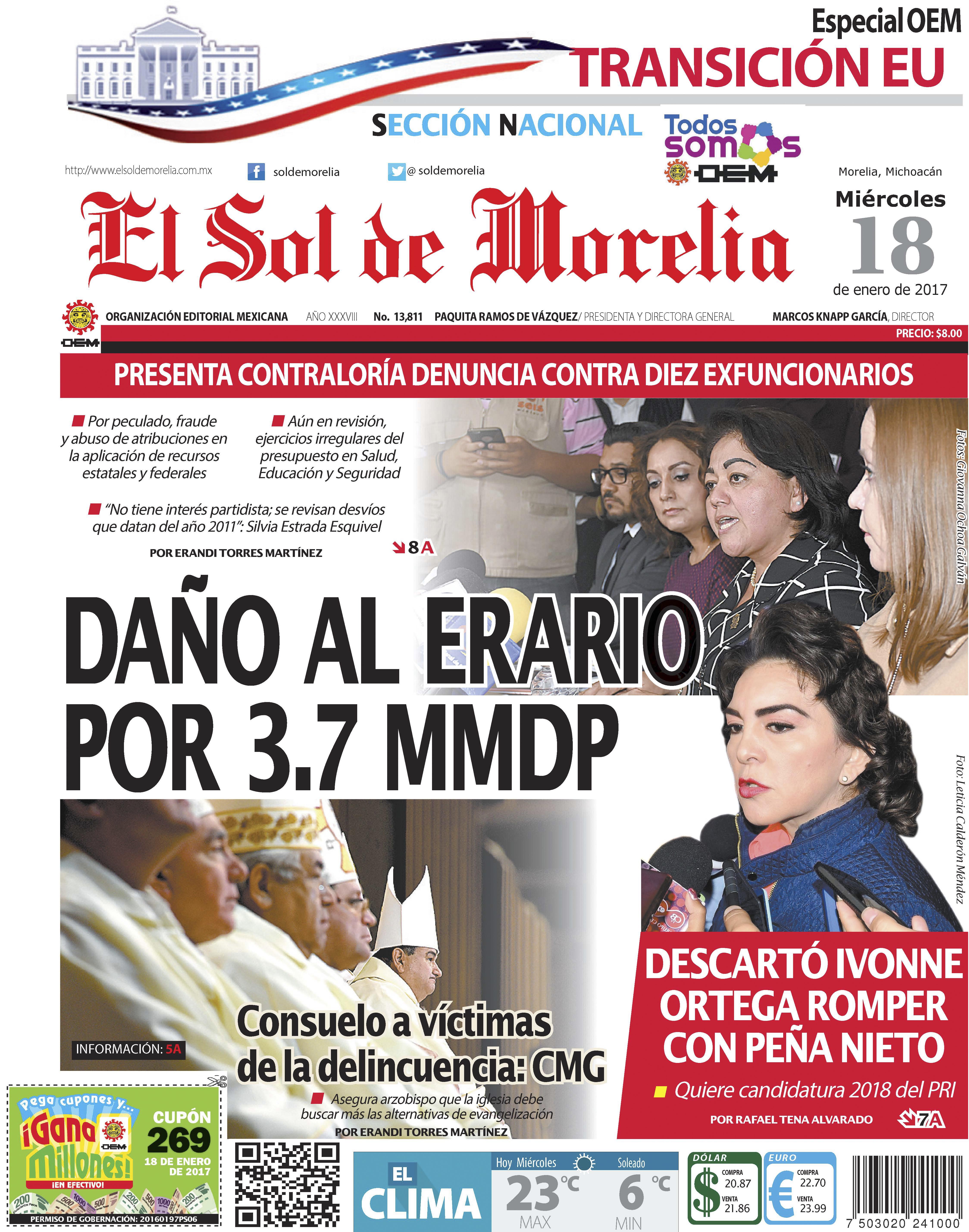 18012017 Morelia