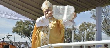 Pide nuevo arzobispo orar para recuperar la paz en México