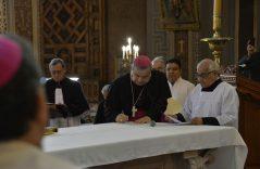 Galería nuevo arzobispo de Morelia