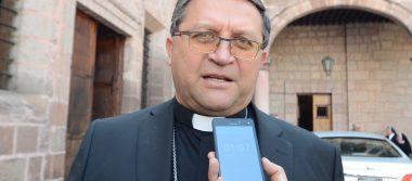 La Iglesia, de gala por nombramiento del arzobispo Carlos Garfias Merlos