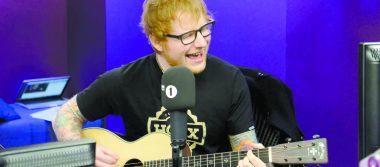 Ed Sheeran continúa en el top de lo más popular en México