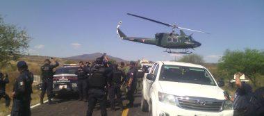 11 elementos federales y estatales lesionados en volcadura; uno más falleció