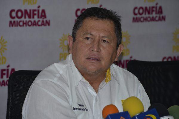 Corrientes de izquierda deben extinguirse: PRD municipal