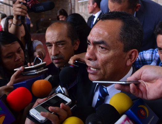 Ausentismo del gobernador no representará inestabilidad en el Estado