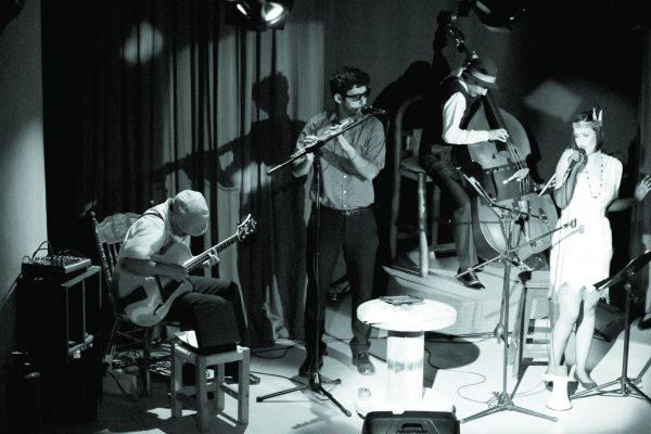 Aristo Swings presenta su disco con recital en el Ocampo
