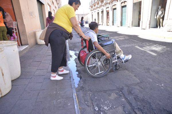 Municipios omisos en la regulación para personas con discapacidad