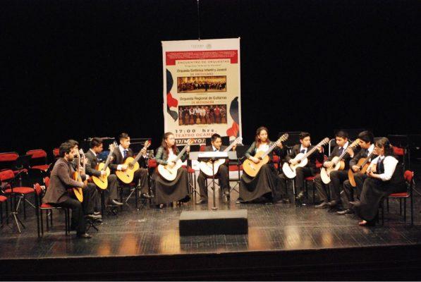 El Teatro Ocampo, sede del Encuentro de Orquestas