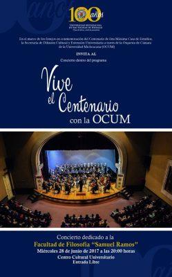 Este miércoles, concierto de la Orquesta de Cámara de la Universidad Michoacana