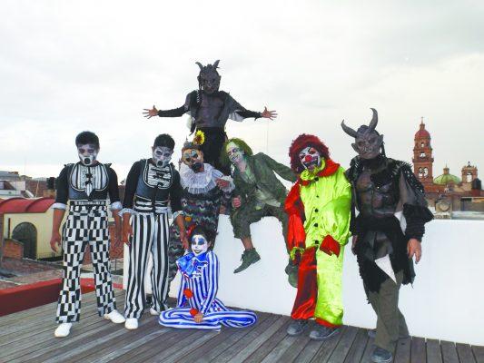 Llega el Circo del Miedo a Morelia