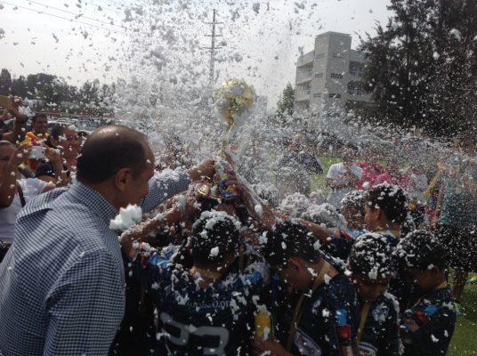 H2O, Campeón de Campeones
