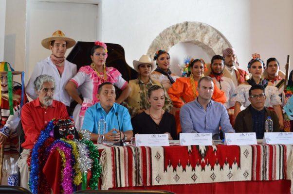 El Ballet Folklórico del Gobierno del Estado de Michoacán celebrará su 59 aniversario
