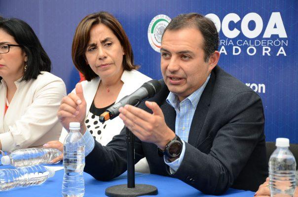 PAN y Morena en la lucha por la presidencia: Ernesto Cordero