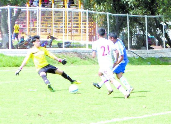 La Liga Municipal de Futbol Amateur reanuda actividades
