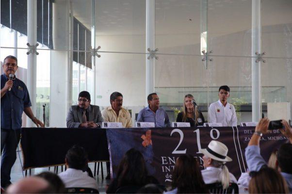Concluye el Encuentro Internacional de Poetas de Zamora