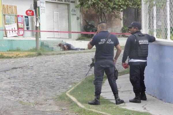 Asesinan a un hombre con arma punzocortante