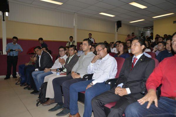 Realizan encuentro de estudiantes del TNM en Morelia