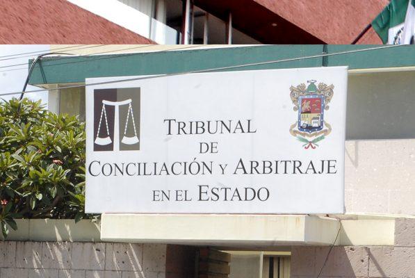 EXCLUSIVA:Rezagados, 6 mil juicios en Tribunal de Conciliación y Arbitraje