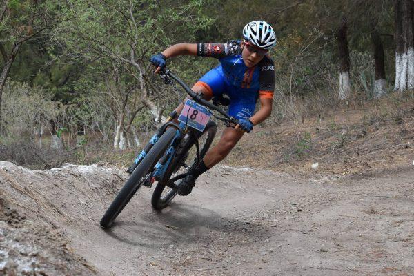 Victorias de Ortega y Guzmán en el Estatal de Ciclismo de Montaña