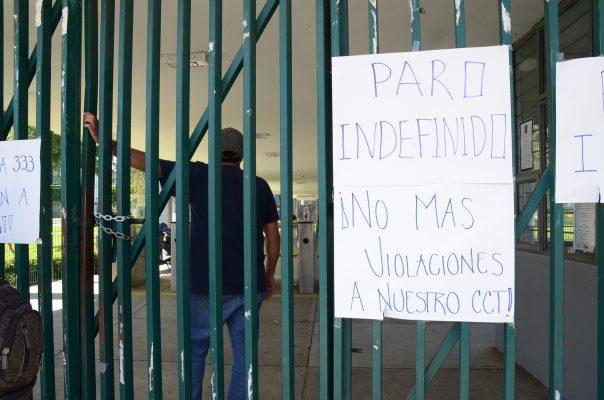 Propone SUEUM ir a huelga el 4 de septiembre