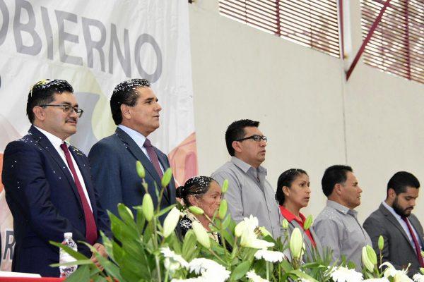 Gobierno del Estado apoya con más de 64 mdp a Charapan