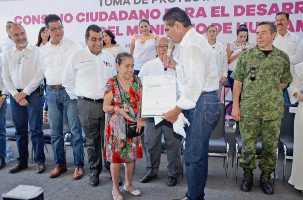 Consejos municipales apartidistas pide SAC