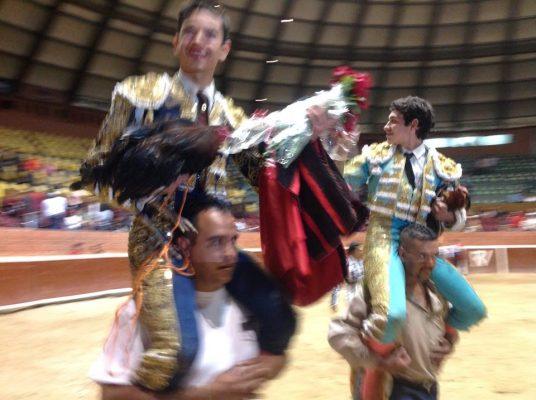 Isaac Fonseca y Antonio Magaña estuvieron  enormes